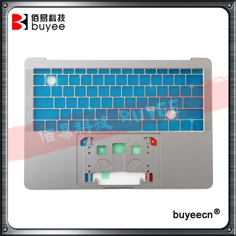 Original New Laptop A1708 Palm Rest Repair For Macbook Retina Pro Top Housing Case Cover US Layout 13 Inch 2016 Year Replacement original new laptop a1708 azerty layout fr keyboards for macbook retina pro 13 inch a1708 french keyboard 2016 year replacement