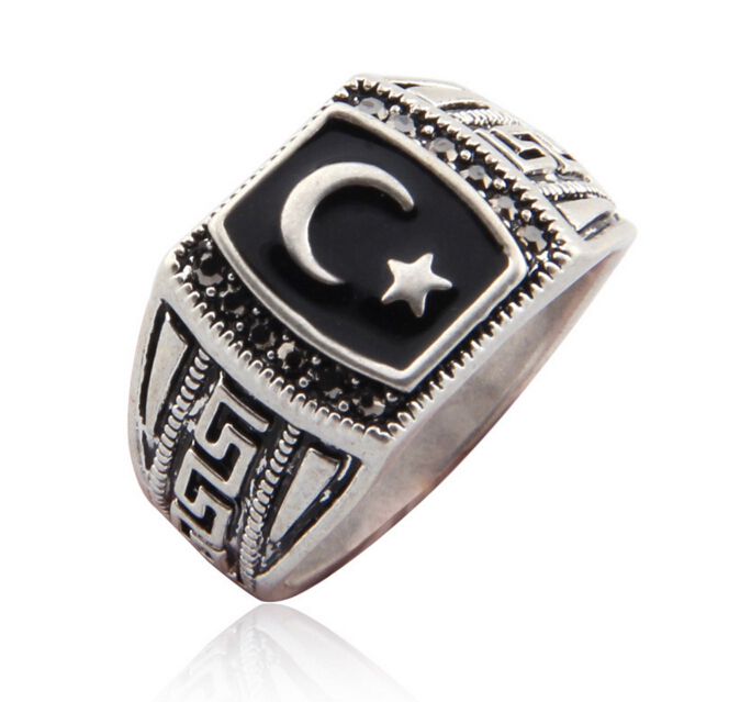 muslim single men in silver star Find great deals on ebay for mens islamic silver ring in men's moon and star genuine 925 sterling silver writing 925 sterling silver muslim ring.