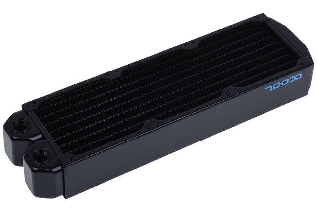 Geuine high quality gift Alphacool NexXxoS XT45  3*80mm/240mm Cooper water cooling radiator computer cooler master 8cm fan