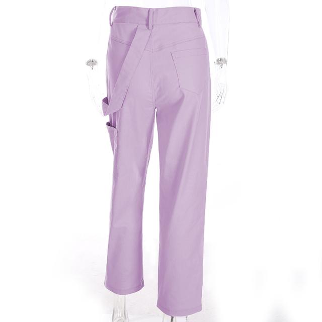 Women's High Waist Stretch Pants