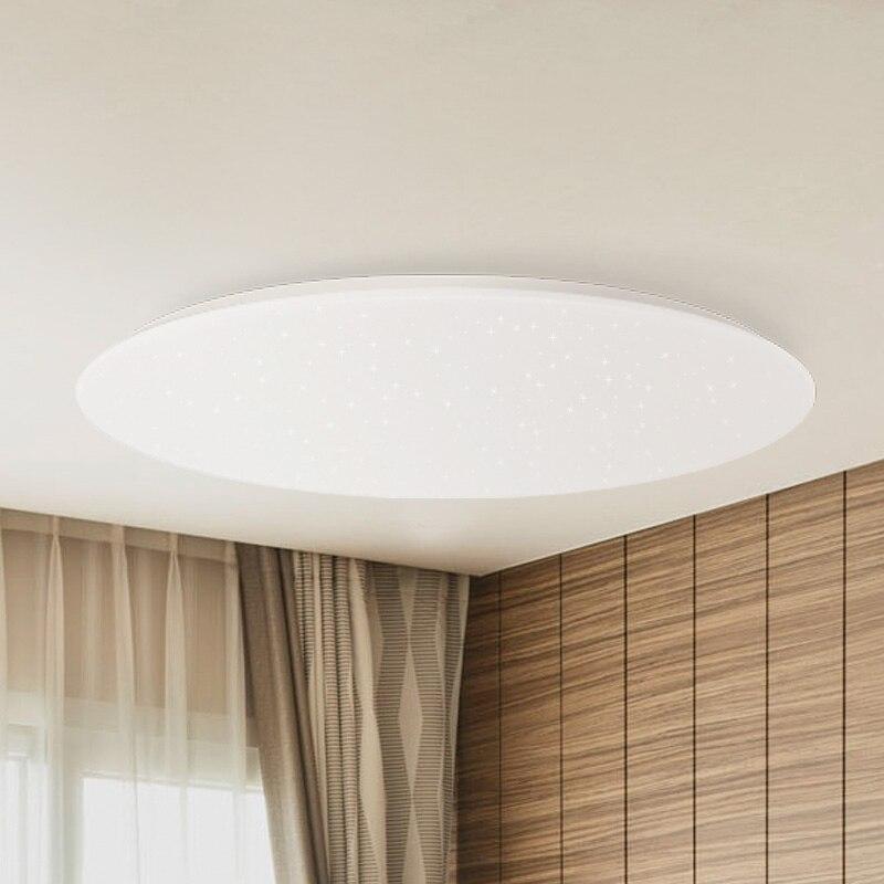 Оригинальный Yee светильник 480 потолочный светильник JIAOYUE светодиодный светильник Smart APP WiFi Bluetooth светодиодный потолочный светильник 200 240 в пульт дистанционного управления для комнаты - 6