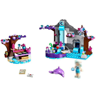 10410 Friends Fairy Elves 249pcs Naida Spa Secret Compatible Legoes 41072 Building Bricks Blocks Sets Kids