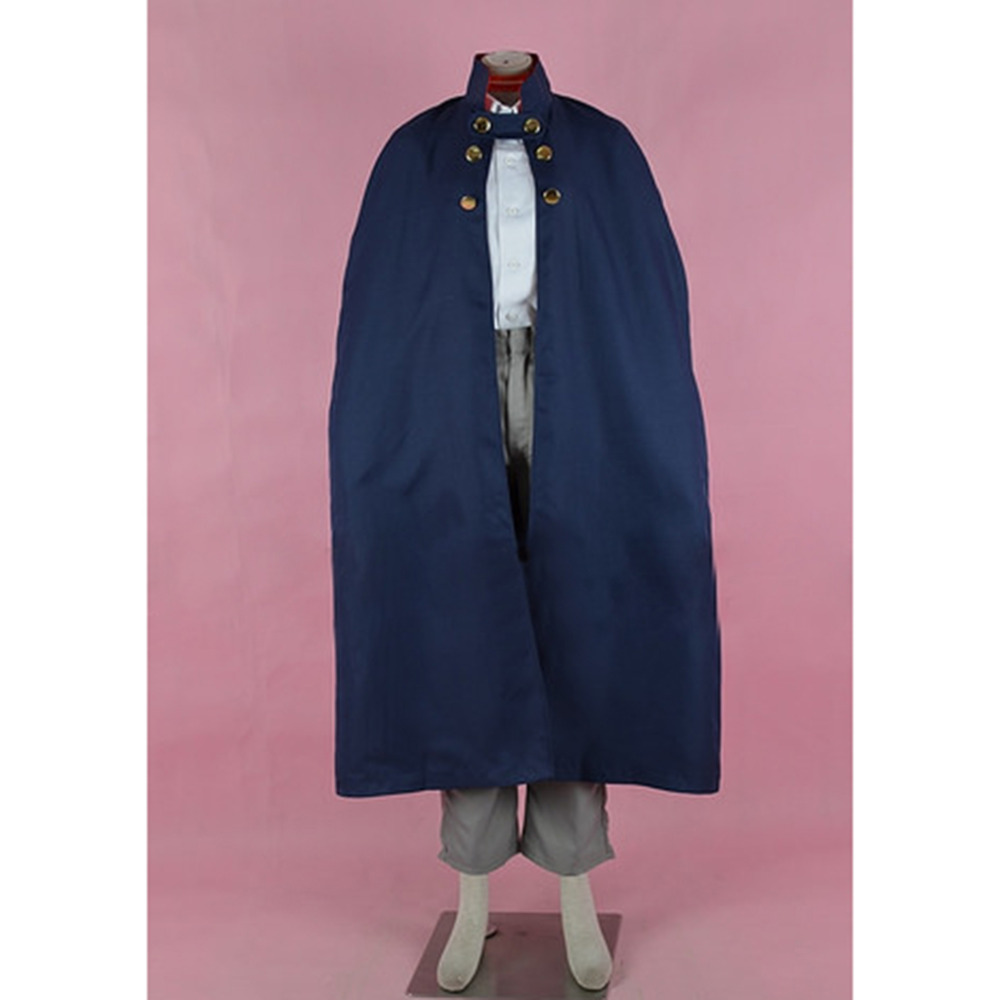 Over the Garden Wall Wirt Cosplay Costume Men's Halloween Carnival Party Movie TV Costume Outfit