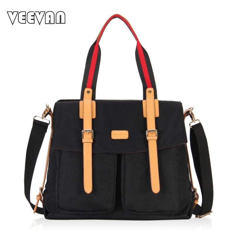 ФОТО New Fashion Designer Handbags High Quality Women Handbag Waterproof Nylon Shoulder Bag Messenger Bag Clutch Purse Crossbody Bags