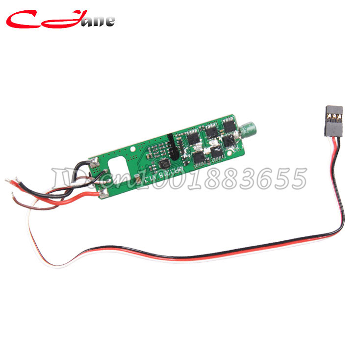 Green ESC Light Control System for Cheerson Auto-Pathfinder CX-20 RC Drone Quadcopter Parts Helicopter Free shipping free shipping receiver board cx 20 007 for cheerson auto pathfinder cx 20 rc drone quadcopter spare parts helicopter
