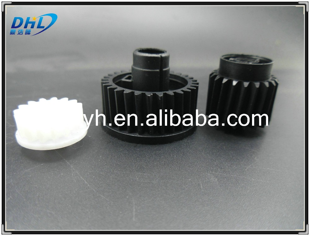 Free Shipping Fuser Gear 15T 20T New Compatible for HP M521 RU6-8293 3pcs/set