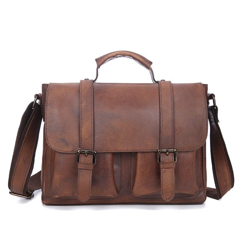 Autumn New Arrival Messenger Bags For Men Shoulder Bag Business Casual Men's Bag Satchel Travel Bag casual canvas satchel men sling bag