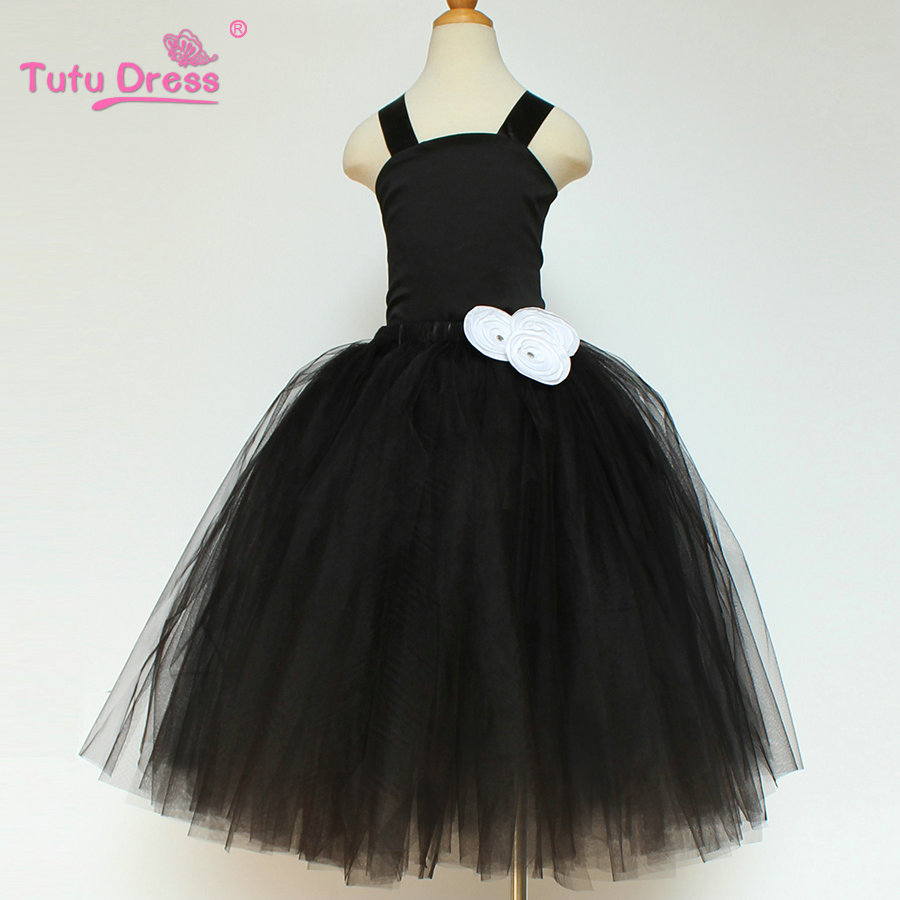 Princess Wedding Bridesmaid Flower Girl Dress Kids Clothes Party Tutu Dresses summer princess wedding bridesmaid flower girl dress for child wear kids clothes white party tutu dresses for girl 3 12y