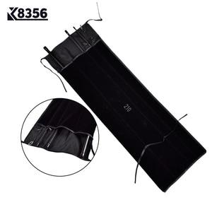 Image 5 - K8356 99% カーボンルアーロッド4セクション鋳造/スピニング釣竿1.8 2.1 2.4 2.7 3.0パワーm旅行ステッチ海水ポール