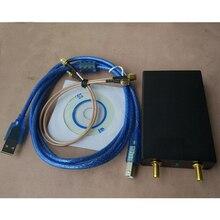 Новая версия анализатор спектра частота 35 M-4,4G Простой источник сигнала спектра, генератор сигналов