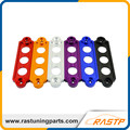 RASTP-Carro Bateria Tie Para Baixo para Fit Civic/CRX 88-00, S2000 para Integra com O Logotipo RS-BTD001