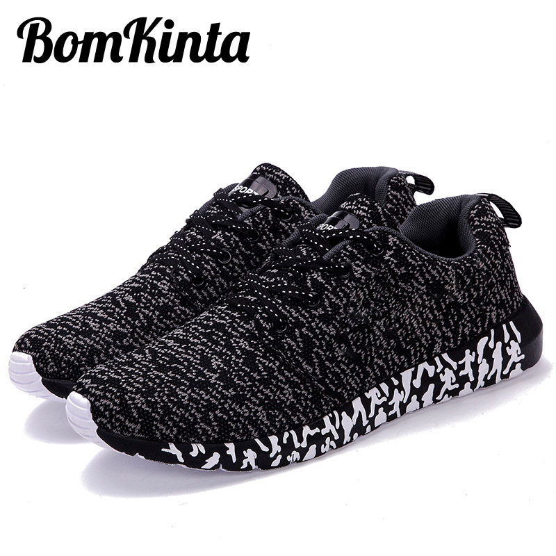 Bomkinta Hot Sale Tenis Casual Shoes Men Plus Size 35-47 Woven Men Shoes  Camouflage Footwear For Male Breathable Sneakers Men ee570ce53b09