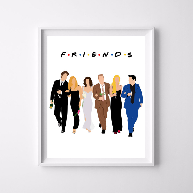 Star TV Series Custom New Art Poster Print Wall Decor
