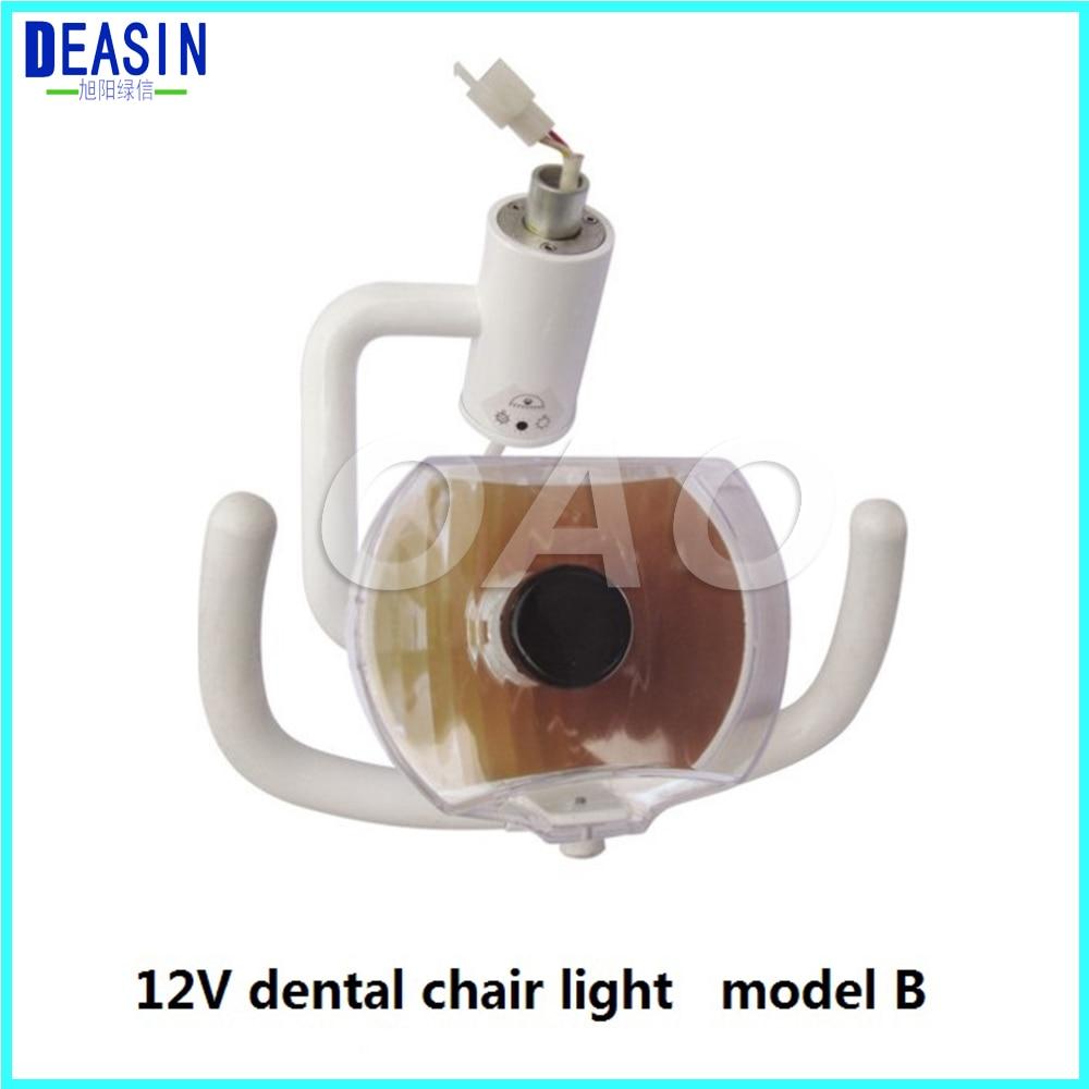Dental Lamp Spotlight 5# 22MM 26MM Side lights model B halogen lamp for dental unit цена