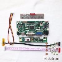 HDMI VGA DVI Audio LCD Controller Board M NT68676 2A For 14 1 15 4 LCD