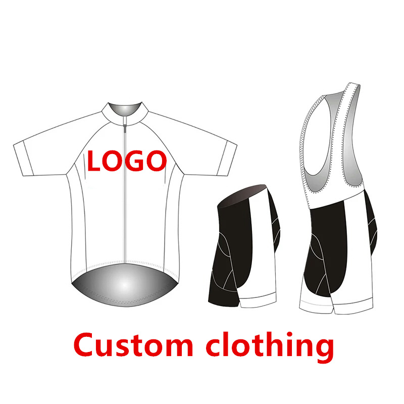 MAKOSHARK Pro Customized Cycling Set Ropa ciclismo Custom Bike Custom Cycling Clothing Affordable Custom Cycling Jerseys