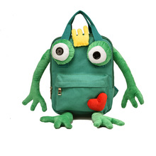 Cartoon Kids Plush Backpacks Baby Toy Schoolbag Student Kindergarten Backpack Cute Children School Bags For Girls Boys mochila poesechr cartoon kids plush backpacks baby toy schoolbag student kindergarten backpack cute children school bags for girls boys