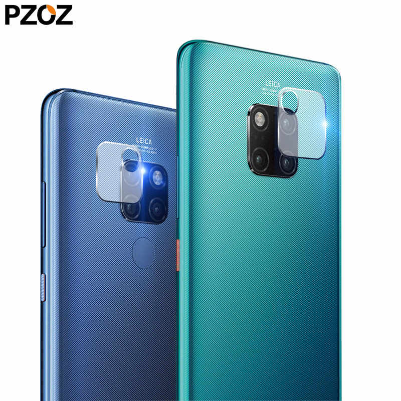 PZOZ Tempered Glass Camera Lens For Huawei Mate 20 Lite P30 P20 pro Honor 20 9X pro Screen Protector Lens Back Protection Film