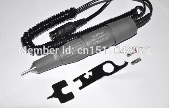 """Korėjos 35000 aps./min. Maratono šepetys """"Micromotor SDE-H37L1"""" rankinis įrankis 65W rankiniam šlifuokliui"""