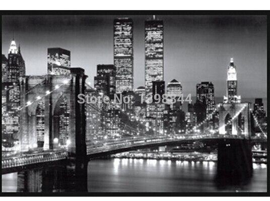 Spedizione gratuita classica carta da parati new york for Carta da parati new york ebay