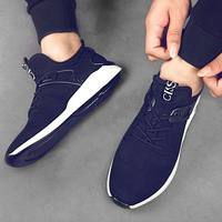 9c6c1f6cc 2018 Spring New Men S Casual Mesh Shoes Fashion Trend Male Breathable  Comfortable Shoes Jogging Shoes