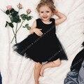 Baby Girl Vestidos para el partido y la boda Del Verano DEL TUTÚ KIKIKIDS bonito Vestido Para Las Niñas Ropa Infantil de La Muchacha del tutú vestido de Mantener caliente