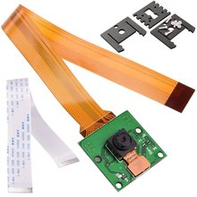 Miroad for Raspberry Pi Camera Module 5MP 1080p OV5647 Sensor with FPC Cable + Pi Zero Ribbon Cable + Adjustable Camera SC09
