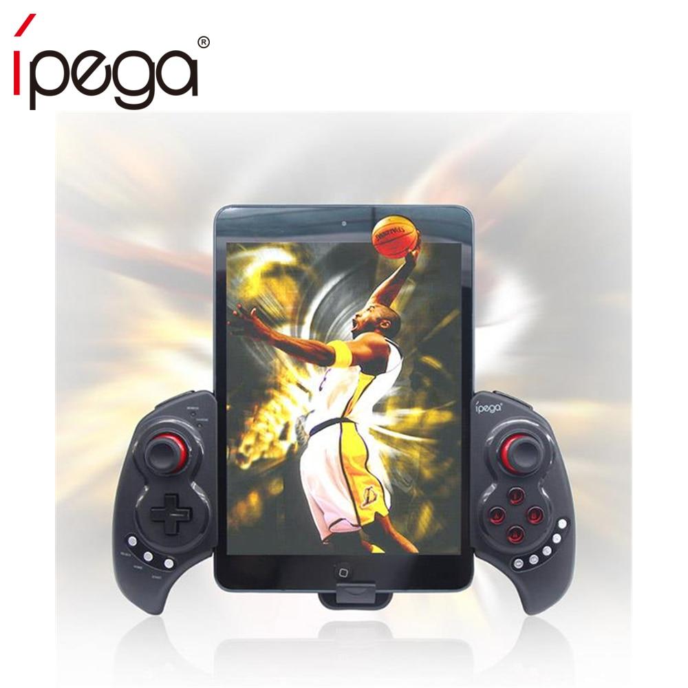 IPega PG-9023 PG 9023 Wireless Gamepad Bluetooth Spiel Controller schalter Einstellbar Klammern für Android/iOS Tablet PC Telefon pub
