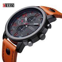 NEW Arrival CURREN Luxury Casual Men Military Watch Analog Sports Watches Quartz Male Wristwatch Relogio Masculino
