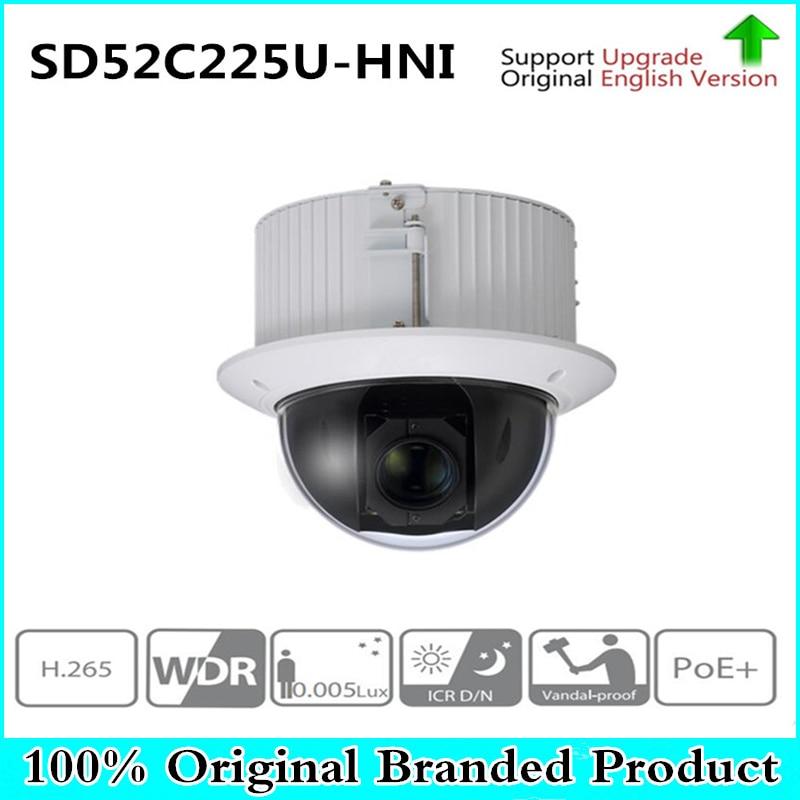 все цены на Original DH English version SD52C225U-HNI 2MP 25x Starlight PTZ Network Camera Free DHL shipping онлайн