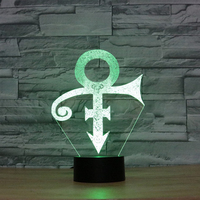Amazing 3D Illusion led Table Lamp Night Light For Gifts