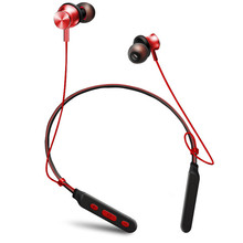 Bluetooth Headphone Magnetic Neckband Wireless Earphones Stereo Bluetooth 4.2 Headset with Mic Sports Headphone for Phone цена