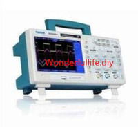 Digital 100MHz 2Channels Oscilloscope 1GS/s USB 7'' Color LCD High Resolution 800x480 Record Length 1M DSO5102B