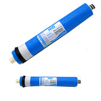 1Pc HID TFC 1812 75 GPD RO Membrane For 5 Stage Water Filter Purifier Treatment Reverse