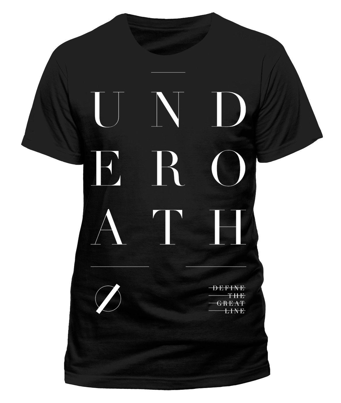 Underoath 'Define' T-shirt-Neuf et