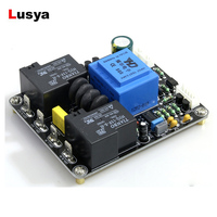 220V 1000W Power Amplifier Temperature Soft Start Delay Protection Board for Amplifiers AMP 220V 1000W Class A A4 007