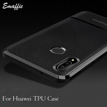 ФОТО emaffie for case huawei p20 lite case huawei p20 lite plus cover phone cases for huawei mate 10 lite case silicon back cover