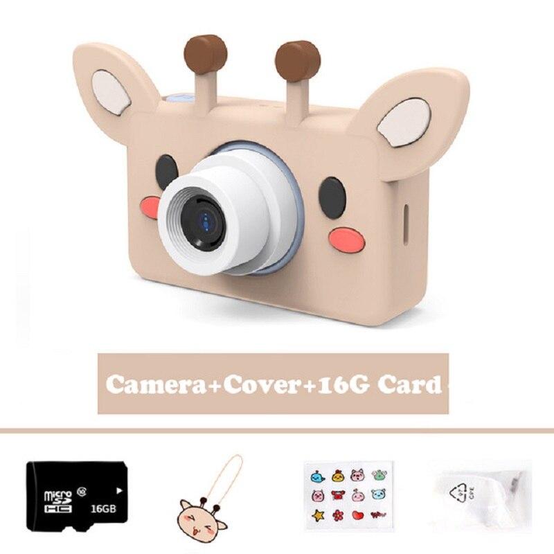 Enfants cadeaux Fotografica 8.0MP HD enfants Mini caméra vidéo numérique caméscope Portable avec 2.0