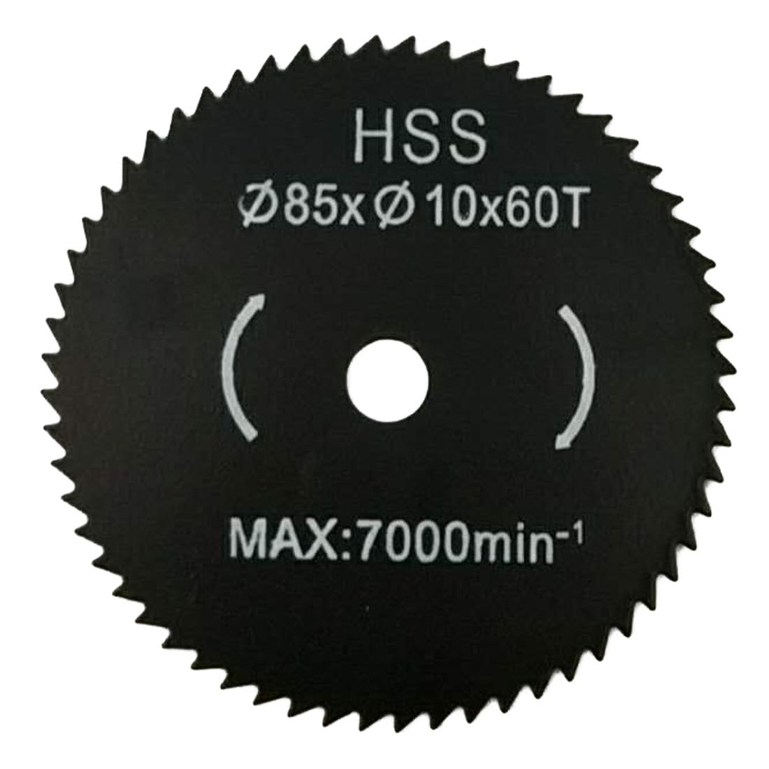 High Mini Circular Saw Blade Power Tool 1pc 60T Accessories Carbide Wood Metal Plastic Cutting Saw Blade Rotary Tools