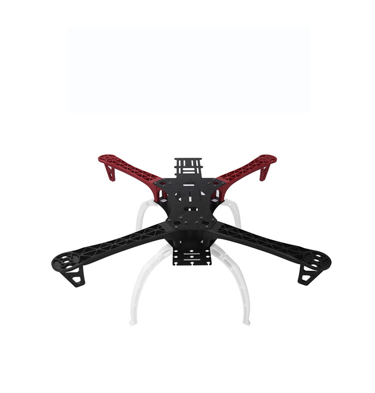REPTILE Locust Frame F450 F500 F550 Alien Multi-copter 500mm Quadcopter Frame W/ 450/550 ABS Arm экшн камера sony hdr az1vr
