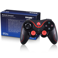 Renensin New S3 Wireless Bluetooth 3.0 Gamepad Joystick Game Controller for Android Smartphone iphone Mobile Phones PC TV BOX