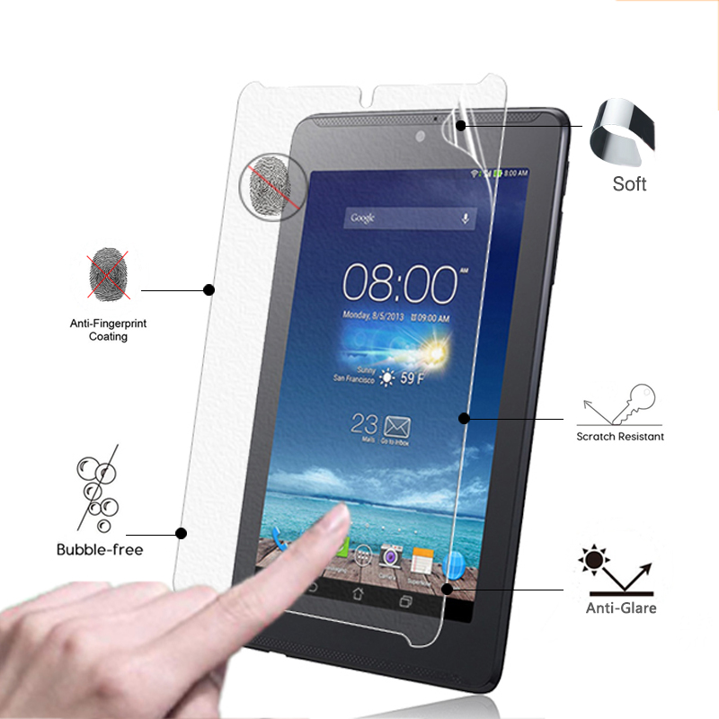BEST Anti-Glare Matte Film For Asus Fonepad 7 ME372CG 7.0 tablet pc Anti-Fingerprint Scr ...