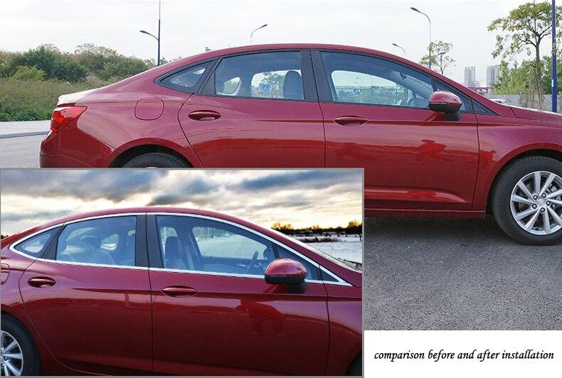 Auto Styling Streifen Chrom Universal 25mm x 5m für Ford Focus 2 - Autoteile - Foto 2