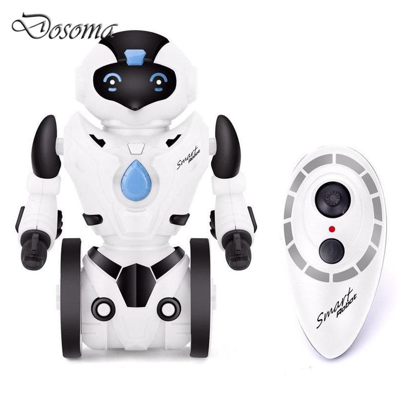 inteligente robot de control remoto pequeo juguetes para nios elctrico juguete de control remoto rc mini