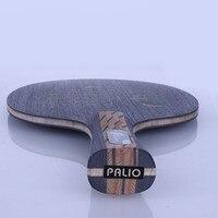 Palio Original TCT Table Tennis Blade Titanium Carbon Fiber Blade for CN Beijing Team Attack Blade High Speed Ping Pong Racket