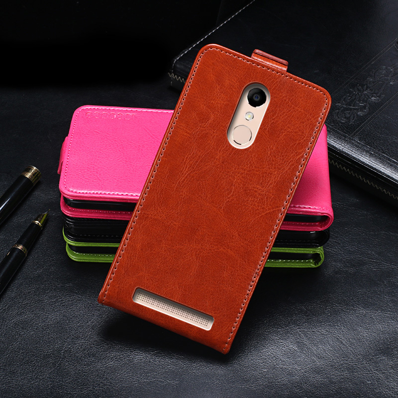 Case For Micromax Q4260 Case Cover 5.0 inch Flip Leather Protective Case For Micromax Evok Power Cover Capa Business Phone bag
