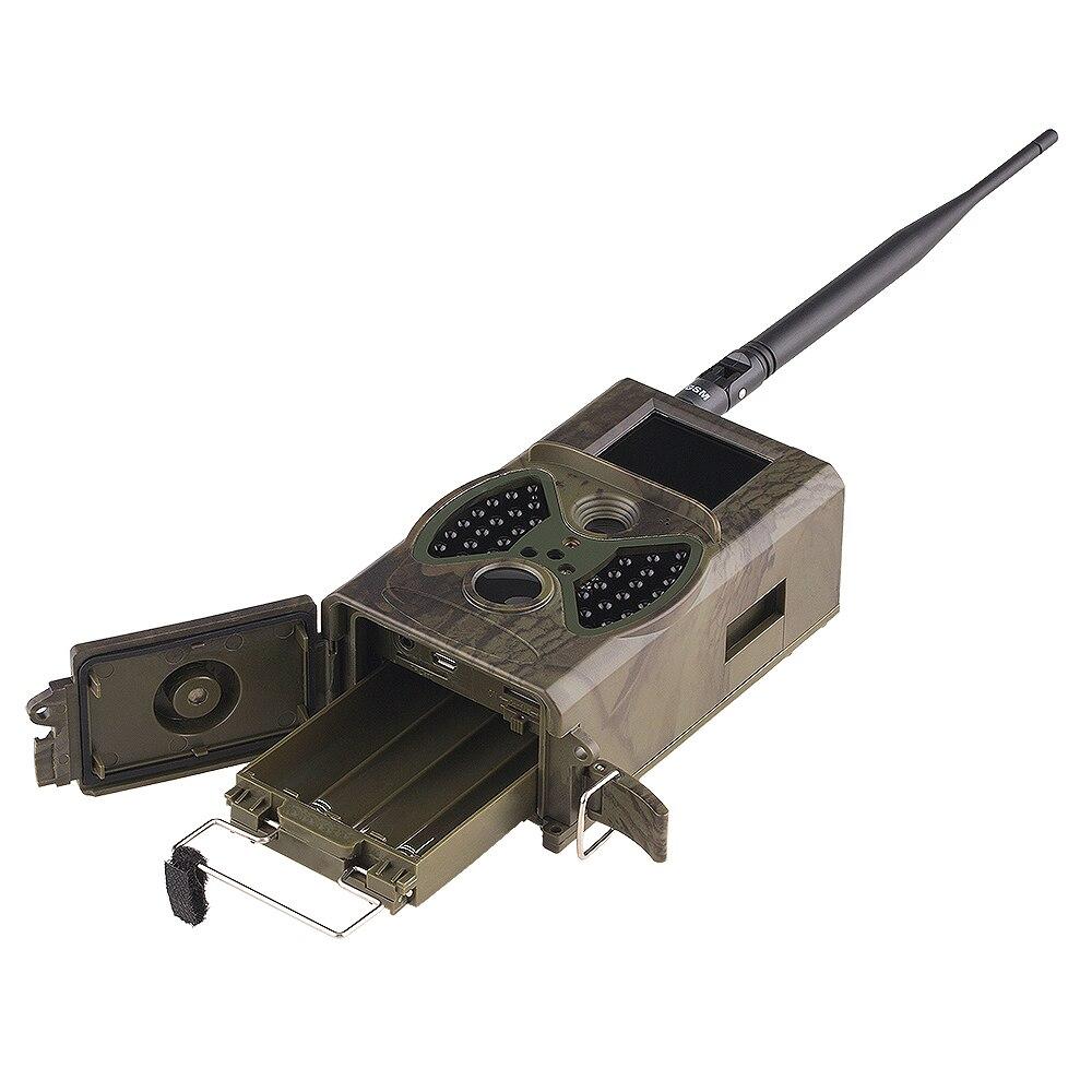 SUNTEKCAM HC-300M 16MP 940nm Vision nocturne caméra de chasse MMS caméra piège caméra de suivi MMS GSM GPRS 2G pièges Photo caméras sauvages - 4