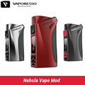 Оригинал Vaporesso Туманность Жидкостью Vape Mod ТК Коробка МОД со Встроенным OMNI Доска работает с 18650/26650 батареи Электронная Сигарета Mod