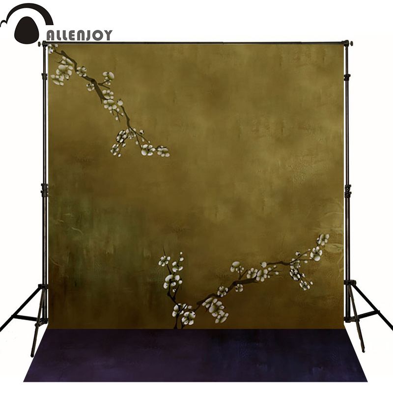 10*20feet(300*600CM) Photography Background Plum dark wallpaper wedding photo backdrops