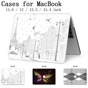Image 1 - ใหม่ 2019 สำหรับแล็ปท็อปโน้ตบุ๊ค MacBook กรณีฝาครอบแท็บเล็ตกระเป๋าสำหรับ MacBook Air Pro Retina 11 12 13 15 13.3 15.4 นิ้ว Torba
